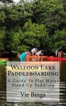 Walloon Lake Paddleboarding