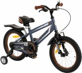 2Cycle Sports Kinderfiets  - 16 inch - Grijs
