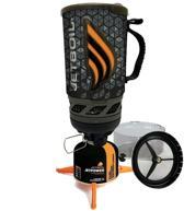 Jetboil Flash Geo Java kit - Campingkooktoestel met coffeepress
