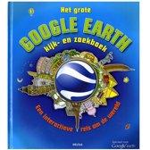 Het grote google earth kijk- en zoekboek