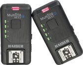 Kaiser MultiTrig AS 5.1 Set ontspanner voor camera & flits