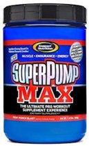 Gaspari Nutrition SuperPump Max - 640 gram - Orange
