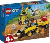 LEGO 4+ City Constructiebulldozer - 60252