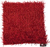 In The Mood Sprinkle Sierkussen - Rood - 50x50 cm