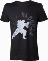 Officieel gelicenseerd - StreetFighter - Hadoken Shirt - Heren - S