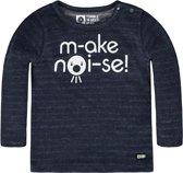 Tumble 'N Dry Jongens Tshirt Ness -  deep blue  -  maat 86