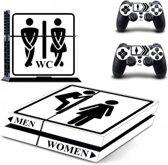 Design Skin Sticker - Playstation 4