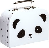 A Little Lovely Company - Hardcase mini koffertje Panda