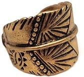 Bohemian style manchet ring  - Ringen - Bohemian - By Cleo
