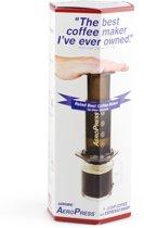 Aerobie Aeropress Coffee Maker met filters - Zwart