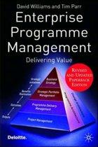 Enterprise Programme Management