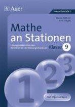 Mathe an Stationen. Klasse 9