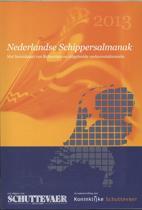 Nederlandse Schippers almanak 2013 2013