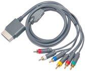 Component AV Kabel Voor Xbox 360  - Xbox360 Naar RGB / 5 Tulp / PC Monitor Kabel