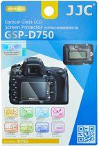 JJC GSP-D750 LCD bescherming