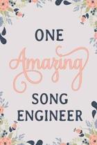 One Amazing Song Engineer