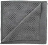 Discountershop Yoga handdoek - Met antislip - 180x60cm - Grijs