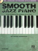Smooth Jazz Piano (Book/Online Audio)