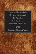 The Credibility of the Book of the Acts of the Apostles