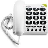 Doro PhoneEasy 311C - Single DECT telefoon - Wit
