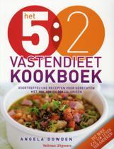 Boek cover Het 5:2 vastendieet kookboek van Angela Dowden (Paperback)