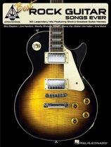 Best Rock Guitar Songs Ever (Songbook)