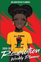 Revolution Weekly Planner 2020-2021: 2 Year Weekly Planner, January 1, 2020 to December 31, 2021, Organizer Appointment Scheduler, Great Gift for Afri