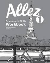 Allez Grammar & Skills Workbook 1 (8 pack)