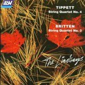 TIPPETT / BRITTEN: STRING QUARTETS