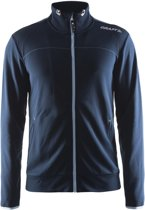 Craft Leisure Jacket Men dark navy l