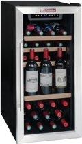 La Sommelière LS38A - Wijnklimaatkast - Monotemperatuur, 38 flessen, 2 legplanken, Energieklasse A