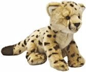 Knuffel Baby Cheetah, Living Nature