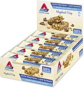 Atkins Day Break Hazelnut Crips repen - 15 x 37 gram