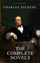 Charles Dickens: The Complete Novels [newly updated] (A to Z classics)