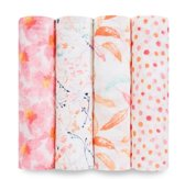 Aden + Anais Swaddle 4-pack Petal Blooms