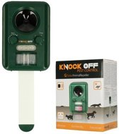 KNOCK OFF SOLAR ANIMAL REPELLER