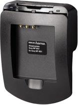 Adapterplaat TBV Hama?s acculader (81200) (geschikt voor Sony BG-1 accu.)