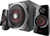 Trust GXT 38 - 2.1 Subwoofer Speakerset - Zwart