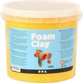 Foam Clay, 560 gr, geel