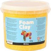 Foam Clay, 560 gr, geel