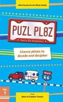 PUZL PL8Z License plates to decode and decipher