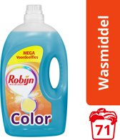 Robijn Color Vloeibaar - 71 wasbeurten - 4,76 lt Wasmiddel
