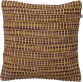 Dutch Decor Kussenhoes Banfi 45x45 cm bordeaux multi