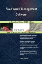 Fixed Assets Management Software a Complete Guide - 2020 Edition