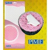 PME Impression Mat Classic Dot Design