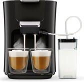 Philips Senseo Latte Duo HD6570/60 - Koffiepadapparaat - Zwart