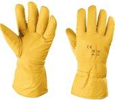 Thermo handschoen Fjord I geitenleer