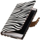Zebra Apple iPhone 6 Plus Hoesjes Book/Wallet Case/Cover