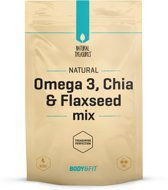Body & Fit Superfoods Omega-3, Chia- & Lijnzaad mix - 250 gram
