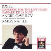 Ravel: Concerto for the Left Hand; Gaspard de la Nuit